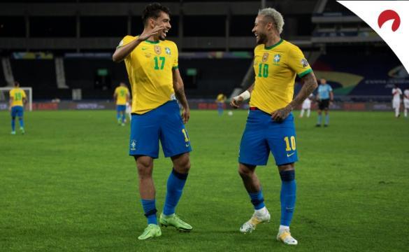 Brasil é favorito para ganhar na Copa América.