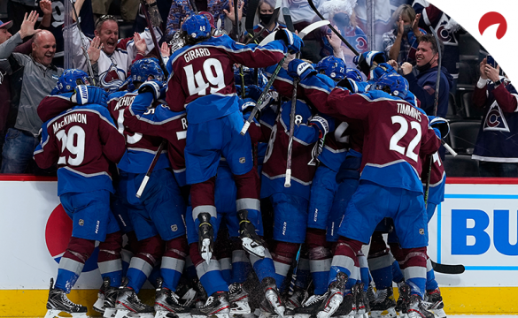 The Colorado Avalanche are favored in 2021-22 Stanley Cup odds.