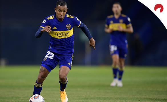 Sebastián Villa será clave en las cuotas del Boca Juniors vs Atlético Mineiro de la Copa Libertadores 2021