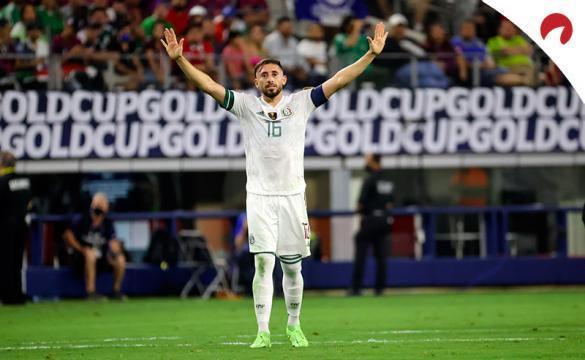 Cuotas de la Copa Oro 2021 de las casas de apuestas. Conoce los candidatos y la mejor ayuda para apostar.