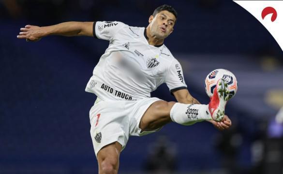 Corinthians e Atlético-MG duelam no Brasileirão 2021.