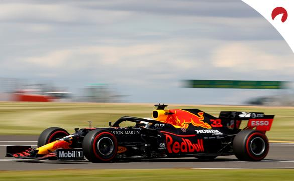 F1 British Grand Prix odds favor Red Bull's Max Verstappen and Mercedes' Lewis Hamilton to win this year's race.