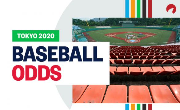 Tokyo 2020 Olympic baseball odds are here!