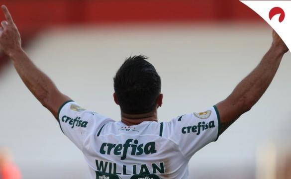 Palmeiras enfrenta Universidad Catolica na Libertadores!