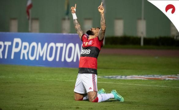 Flamengo com torcida na Libertadores!