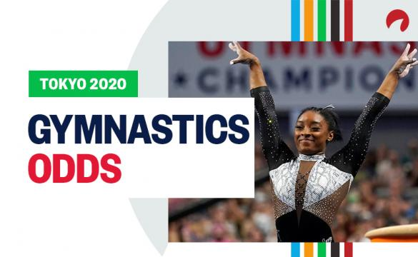 Full gymnastics odds and picks for trampoline, floor, and other competitions