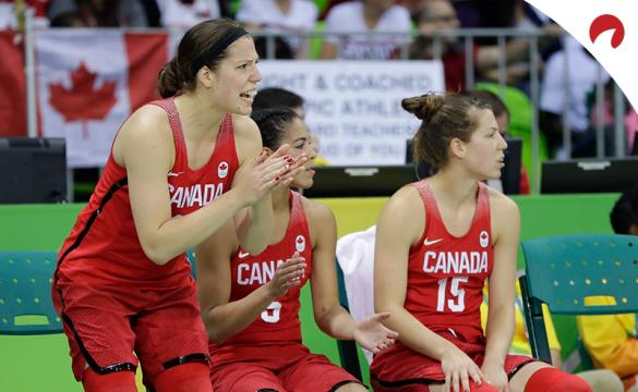 Women's basketball begins on Day 3 at Tokyo 2020
