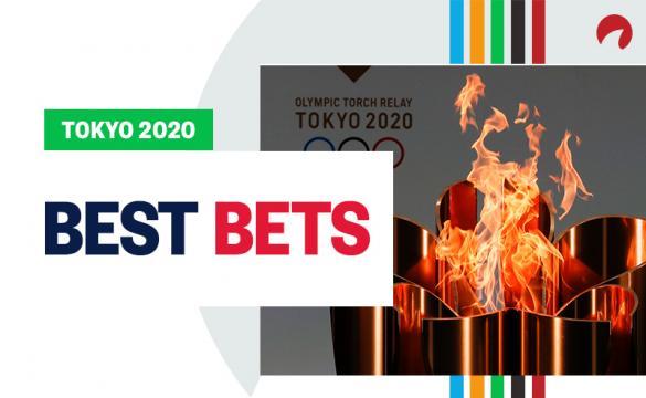 Tokyo 2020 Olympics Best Bets
