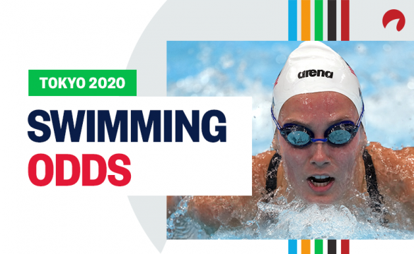 Check out Odds Shark's best bets and preview for Tokyo 2020 Olympics swimming odds.