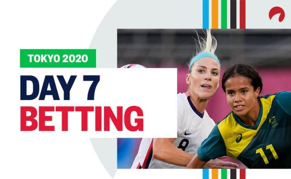 Olympic Women's soccer quarterfinal starts today