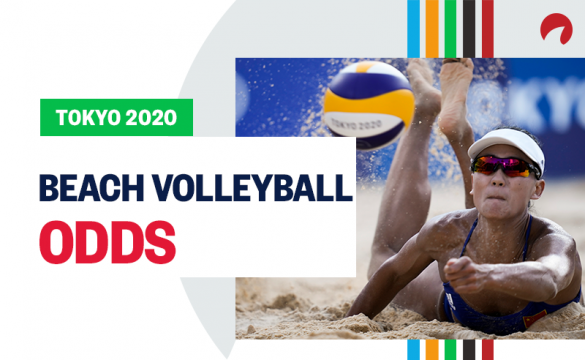 Check out Odds Shark's best bets and preview for Tokyo 2020 Olympic beach volleyball odds.