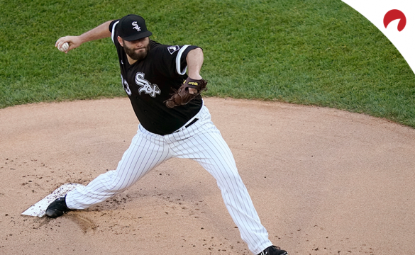 Lance Lynn will take the mound for the Chicago White Sox at home on Friday night.