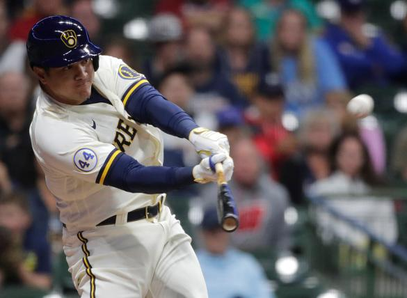 Avisail Garcia's Brewers are favored in the Milwaukee vs Atlanta odds for July 31.