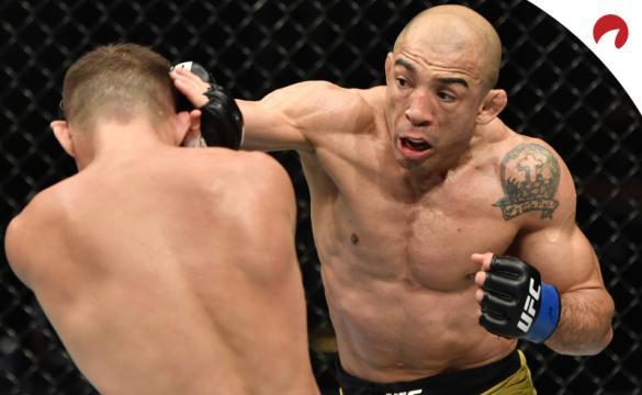 José Aldo tem luta disputada no UFC 265