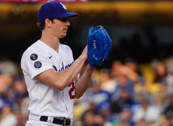 Walker Buehler and the Los Angeles Dodgers are big moneyline favorites over the Houston Astros in Tuesday night MLB action.