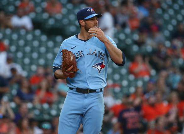 Steven Matz and the Blue Jays are big favorites Wednesday night hosting the Cleveland Indians.