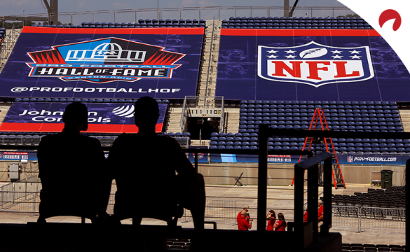 The NFL's Hall of Fame Game takes place Thursday, August 5 in Canton, Ohio.