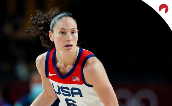 Sue Bird will try to lead Team USA to a medal at Tokyo 2020