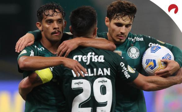 Palmeiras na Libertadores 2021!