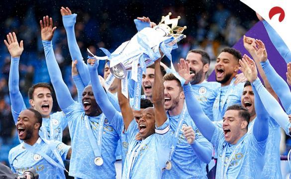 Cuotas de la Premier League 2021-22 de las casas de apuestas. Conoce a los favoritos y la mejor ayuda para apostar.
