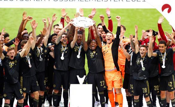 Cuotas de la Bundesliga 2021-22 de las casas de apuestas. Conoce a los favoritos de la liga alemana y sus cuotas.