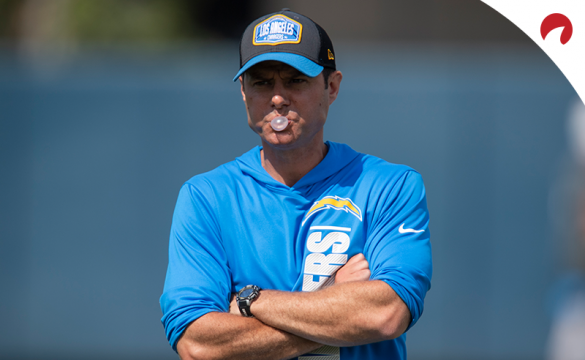 Los Angeles Chargers head coach Brandon Staley leads NFL Coach of the Year odds for the 2021 season.