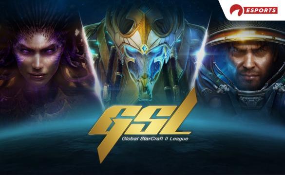GSL SC2 starcraft