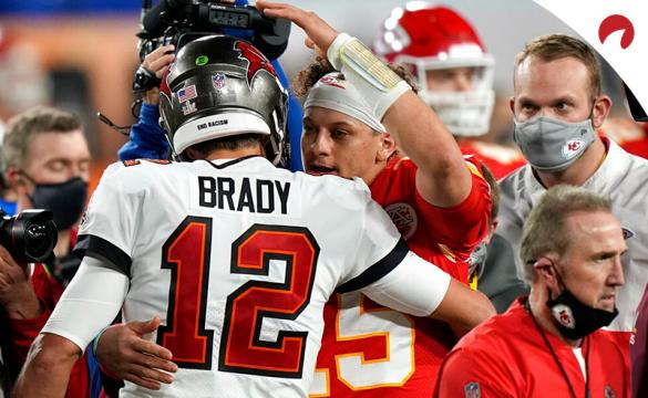 Brady and Mahomes are top contenders in 2021 NFL passing yard odds