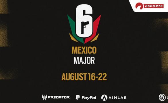 Rainbow Six Mexico Major