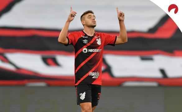 Athletico parte pra cima do Corinthians no Brasileirão!