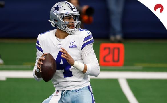 Dallas Cowboys quarterback Dak Prescott is the favorite in NFL Comeback Player of the Year odds.