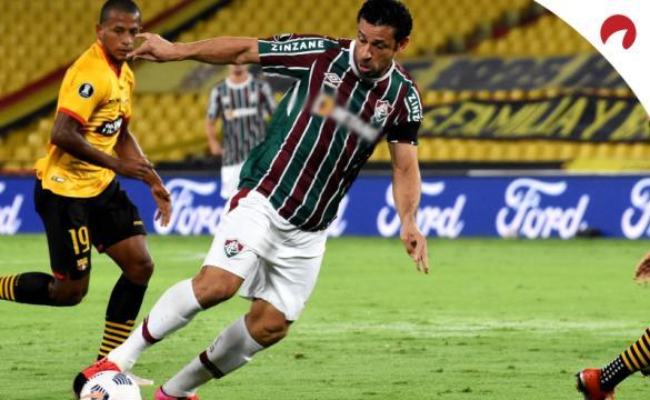 Fluminense tá com sede de vitória no Brasileirão
