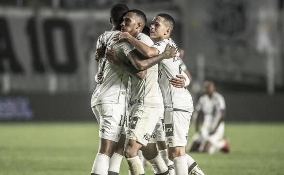 Santos vem forte no Brasileirão!