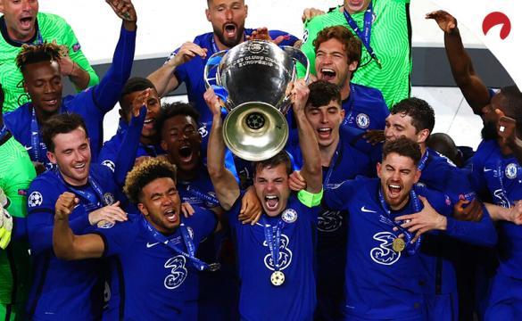 Cuotas de Champions League 2021-22 de las casas de apuestas. Conoce a los favoritos y la mejor ayuda para apostar.