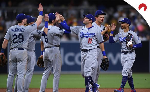 Dodgers behind in standings but still favorites in 2021 NL West Division Odds