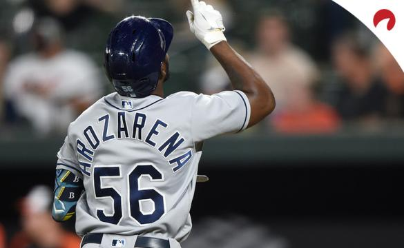 Randy Arozarena and the Tampa Bay Rays are favored in AL East odds betting.