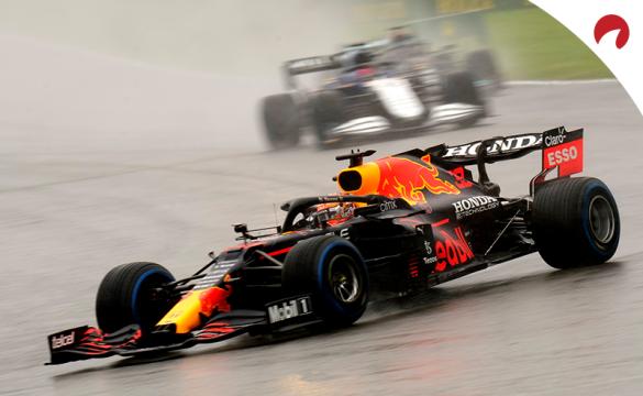 Max Verstappen is the favorite in F1 Dutch Grand Prix odds.
