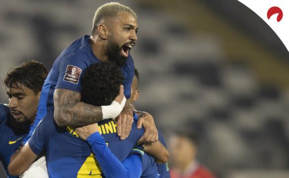 Brasil segue muito favorito nas eliminatórias