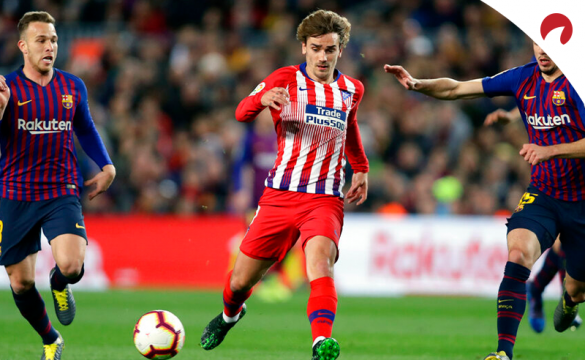Atletico Madrid could win La Liga after Griezmann Move