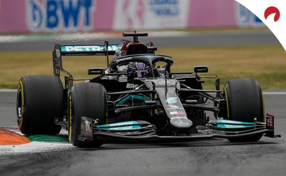 Lewis Hamilton is favored in 2021 F1 Italian Grand Prix Odds followed by Max Verstappen, Valtteri Bottas, and Sergio Perez.