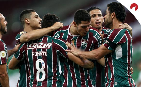 Fluminense vai ter que batalhar muito contra Atlético.