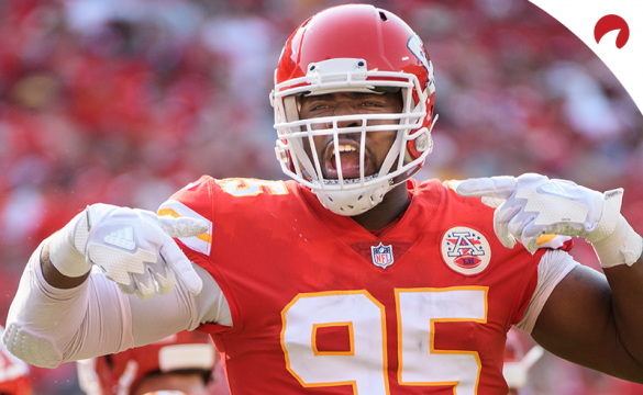 Chris Jones and the Kansas City Chiefs are still on top in Super Bowl odds after Week 1.