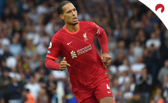 Virgil van Dijk and Liverpool are expected to take down AC Milan in this week's Champions League best bets.