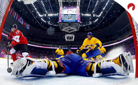 Canada and Sweden lead Olympic Ice hockey Odds