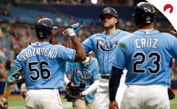 Austin Meadows and the Rays face the Tigers