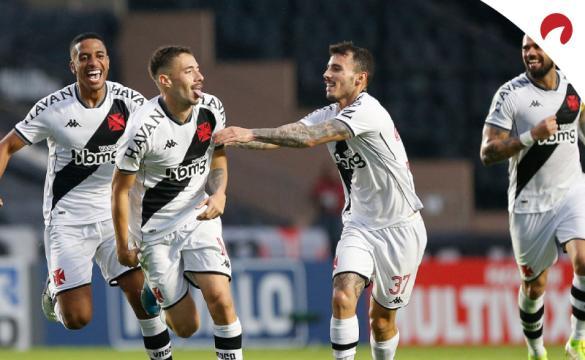 Vasco quer mostrar resultado!