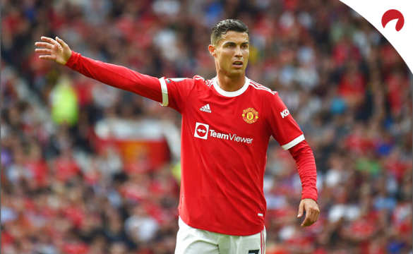 Ronaldo and Man U are one of our EPL Best bets