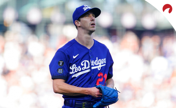 Walker Buehler features our MLB Best Bets today