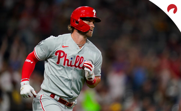 Bryce Harper and the Phillies face the Mets