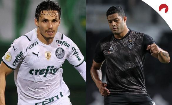 Palmeiras e Atlético Mineiro se enfrentam na semifinal!